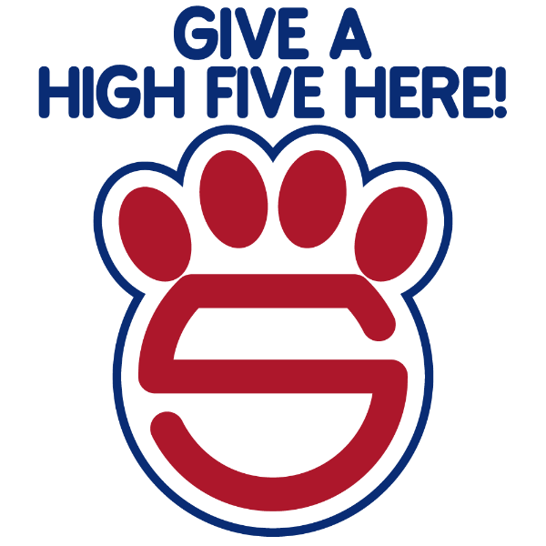 Give a High Five Here!